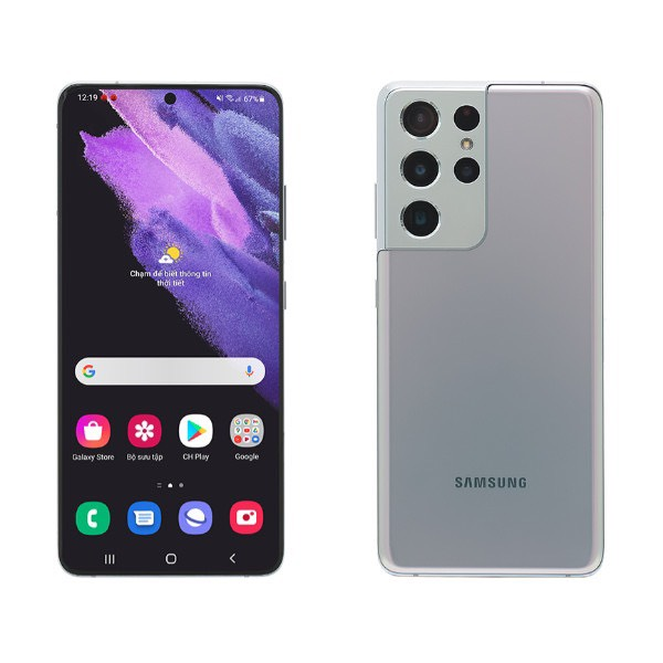 Sam Sung Galaxy S21 Ultra5G (12GB|128GB)