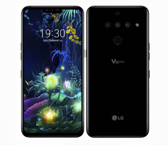 LG V50 ThinQ Hàn Quốc (6/128)Gb